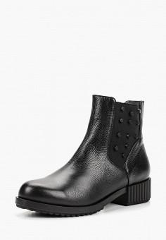 a8e9b032 Ботинки, El'Rosso, цвет: черный. Артикул: EL032AWCQFM2.