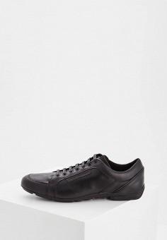 Кроссовки, Emporio Armani, цвет  черный. Артикул  EM598AMZWB69. Обувь a5ea77085fb