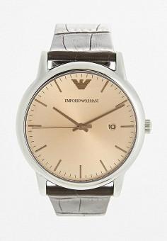 Часы, Emporio Armani, цвет  коричневый. Артикул  EM598DMZVS69. Premium    Аксессуары 566a5582aaa