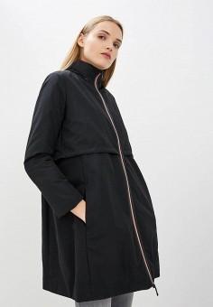 Куртка утепленная, Emporio Armani, цвет  черный. Артикул  EM598EWDPUM5.  Одежда 1b2bb2f082f