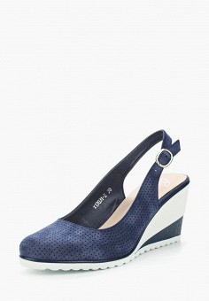 421bee69e Купить синие женские туфли от 399 руб в интернет-магазине Lamoda.ru!