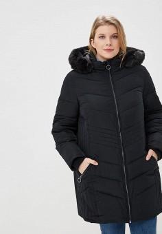Куртка утепленная, Evans, цвет  черный. Артикул  EV006EWDKGG7. Одежда    Одежда. Похожие товары 11f1eb4b9f2
