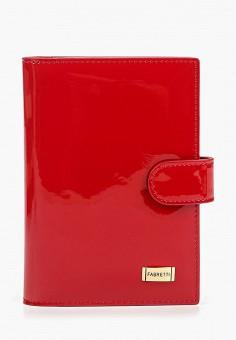 e617f35aa697 Обложка для документов, Fabretti, цвет: красный. Артикул: FA003DWEPPQ7.  Аксессуары /