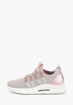 Кроссовки, Findlay, цвет  розовый. Артикул  FI020AWDSUS4. Обувь   Кроссовки  и 83afa167892