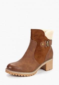 Ботильоны, Fiori amp Spine, цвет  коричневый. Артикул  FI021AWCYWY1. Обувь 475cb4c74fa