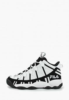 Кроссовки, Fila, цвет  белый. Артикул  FI030AMCPRI9. Обувь   Кроссовки и c4ed92fcbad
