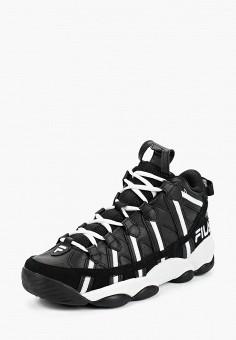 8cfbb140efd7 Кроссовки, Fila, цвет  черный. Артикул  FI030AMCPRJ4. Обувь   Кроссовки и