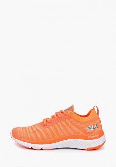 Кроссовки, Fila, цвет: оранжевый. Артикул: FI030AWGFBN3. Обувь / Кроссовки и кеды / Кроссовки
