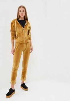 Костюм спортивный, Flam Mode, цвет  коричневый. Артикул  FL021EWCQLU3.  Одежда   8f3494f7245