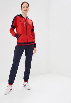 Костюм спортивный, Forward, цвет  красный, синий. Артикул  FO007EWCUKZ4.  Одежда 6bc6844eb56