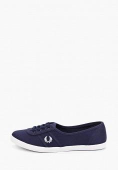 bd6360b5c Купить женскую обувь Fred Perry (Фред Перри) от 5 490 руб в интернет ...