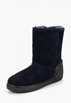 40e014f906b1 Полусапоги, Francesco Donni, цвет  синий. Артикул  FR034AWCMWY7. Обувь    Сапоги