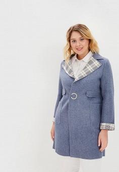 3201c3d68eaad4 Пальто, Fresh Cotton, цвет: голубой. Артикул: FR043EWEIUP6. Одежда / Верхняя