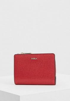35a69f435b55 Кошелек, Furla, цвет: красный. Артикул: FU003BWAAGO4. Premium / Аксессуары /