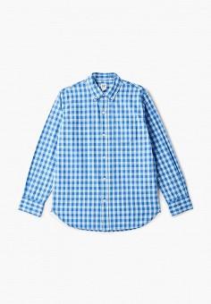 87d139d81b394e4 Рубашка, Gap, цвет: синий. Артикул: GA020EBEGMB0. Мальчикам / Одежда /