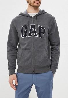 014ce1c6eb64 Толстовка, Gap, цвет  серый. Артикул  GA020EMBCMP6. Одежда   Толстовки и