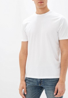 d87009e53e81 Футболка, Gap, цвет: белый. Артикул: GA020EMEFZT9. Одежда