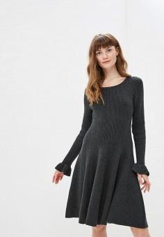 f0f7ff89d5f843 Платье, Gap, цвет: серый. Артикул: GA020EWCGCT9. Одежда / Платья и