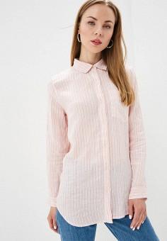fedf150a21d2577 Рубашка, Gap, цвет: розовый. Артикул: GA020EWFGXK2. Одежда / Блузы и