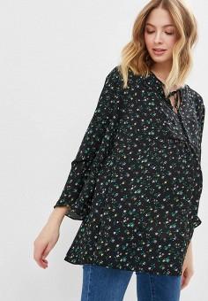 Блуза, Gap Maternity, цвет  черный. Артикул  GA021EWBTMX4. Одежда   Одежда 6716f2c4422