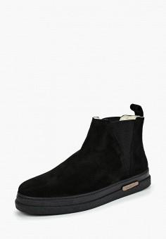 Ботинки, Gant, цвет  черный. Артикул  GA121AMCIKK4. Обувь   Ботинки   4da59d5b51c