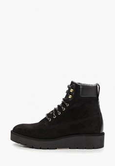7b5ca6643ac9 Ботинки, Gant, цвет: черный. Артикул: GA121AWCIKN1. Обувь / Ботинки