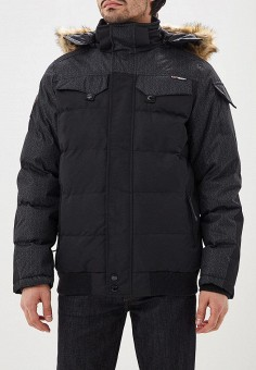 41146ace4f24 Куртка утепленная, Geographical Norway, цвет: черный. Артикул:  GE015EMDLAU7. Одежда /