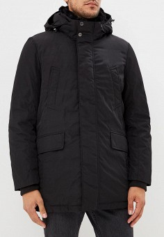 879b163b1010c Куртка утепленная, Geox, цвет: черный. Артикул: GE347EMBWSY0. Одежда /  Верхняя