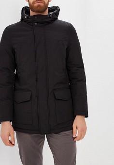 5684088631ba8 Куртка утепленная, Geox, цвет: черный. Артикул: GE347EMBWUD1. Одежда /  Верхняя