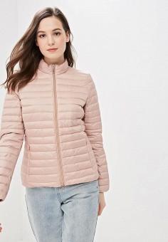 b22a7d2386d2 Пуховик, Geox, цвет  розовый. Артикул  GE347EWDMKY7. Одежда   Верхняя одежда