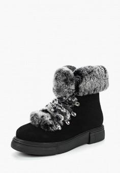 c3991fa06628d Ботинки, Grand Style, цвет: черный. Артикул: GR025AWCZJE5. Обувь