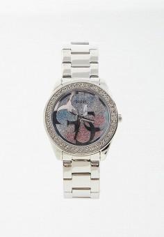 e3fbe86b Часы, Guess, цвет: серебряный. Артикул: GU460DWFCAK9. Аксессуары / Часы