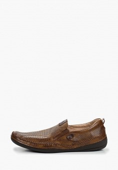 7c7e0fbaf Лоферы, Happy Family, цвет: коричневый. Артикул: HA016AMEILP6. Обувь / Туфли