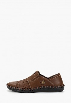 f1f8979bb Лоферы, Happy Family, цвет: коричневый. Артикул: HA016AMEILQ6. Обувь / Туфли