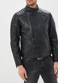 5fd9d14f228 Купить мужские кожаные куртки от 80 р. в интернет-магазине Lamoda.by!