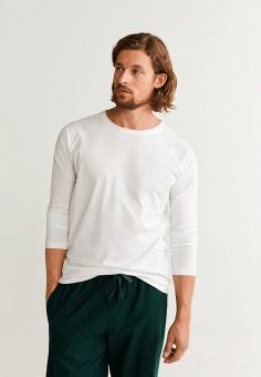 886f9cc0b7f8d Пижама, Mango Man, цвет: белый, зеленый. Артикул: HE002EMFWMA6. Одежда