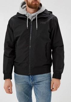 Куртка утепленная, Helly Hansen, цвет  черный. Артикул  HE012EMCJRN6. Одежда 4b018171b14