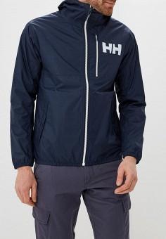 a6b503c4 Ветровка, Helly Hansen, цвет: синий. Артикул: HE012EMELNQ7. Одежда / Верхняя