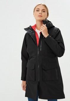 Куртка утепленная, Helly Hansen, цвет  черный. Артикул  HE012EWCJRG3. Helly  Hansen 7cc804c10c8