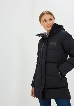 Куртка утепленная, Helly Hansen, цвет  черный. Артикул  HE012EWCJRG6. Helly  Hansen 655197f4ca7