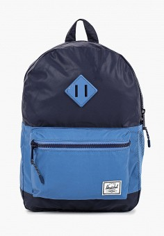 Рюкзак, Herschel Supply Co, цвет: синий. Артикул: HE013BBGJTG2. Herschel Supply Co