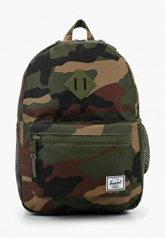 Рюкзак, Herschel Supply Co, цвет: хаки. Артикул: HE013BBWJS38. Herschel Supply Co