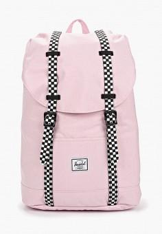 a60dbbc6abd8 Рюкзак, Herschel Supply Co, цвет: розовый. Артикул: HE013BGFKKV7. Девочкам /