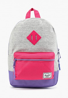 Рюкзак, Herschel Supply Co, цвет: серый. Артикул: HE013BGGJTG3. Herschel Supply Co