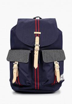 a3c803540904 Рюкзак, Herschel Supply Co, цвет: синий. Артикул: HE013BUCXSD9. Аксессуары /
