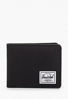 3623cab2b954 Кошелек, Herschel Supply Co, цвет: черный. Артикул: HE013BUFHRH4.  Аксессуары /