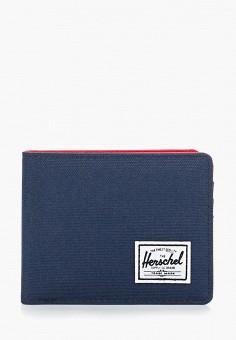 178a8a91014d Кошелек, Herschel Supply Co, цвет: синий. Артикул: HE013BUFHRH5. Спорт /