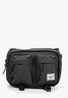 Сумка поясная, Herschel Supply Co, цвет: черный. Артикул: HE013BUFHRO9. Herschel Supply Co