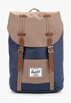 Рюкзак, Herschel Supply Co, цвет: синий. Артикул: HE013BUGJTM3. Herschel Supply Co