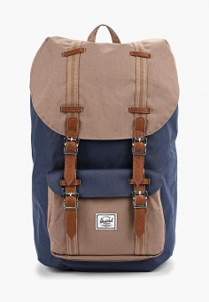 Рюкзак, Herschel Supply Co, цвет: синий. Артикул: HE013BUGJTM7. Herschel Supply Co